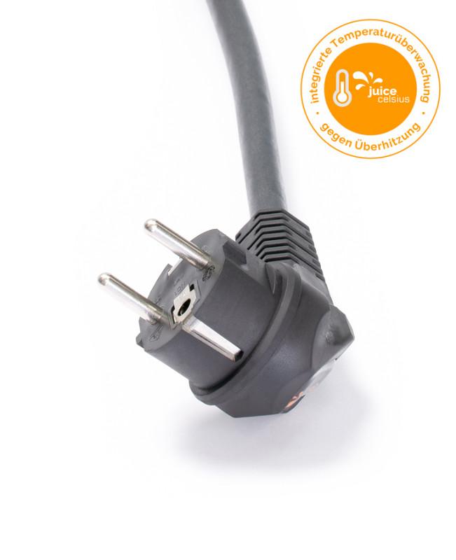 JUICE CONNECTOR - JUICE CELSIUS CEE 7/7 Schuko EU Adapter (EA-JC77T)