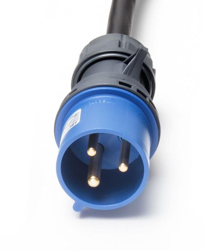 JUICE CONNECTOR CEE32 Adapter 1-phasig blau (EA-JCB2)